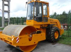 Услуги по аренде дорожного катка Амкодор 6712В в Бресте и Брестской области по низким ценам