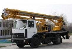 Услуги по аренде автовышкиАГП-30-4 на базе МАЗ-5337 в Бресте и Брестской области по низким ценам
