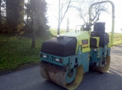 Услуги по аренде дорожного катка Ammann AV23 в Бресте и Брестской области по низким ценам