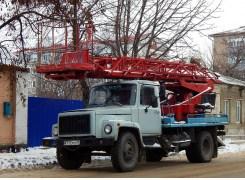 Услуги по аренде автовышкиАП-17А на базе ГАЗ 3307 в Бресте и Брестской области по низким ценам