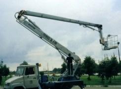 Услуги по аренде автовышкиПМС 318 на базе ЗиЛ 5301 в Бресте и Брестской области по низким ценам