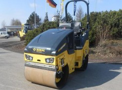 Услуги по аренде дорожного катка Bomag BW100 в Бресте и Брестской области по низким ценам