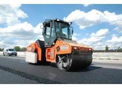 Услуги по аренде дорожного катка Hamm HD 70V в Бресте и Брестской области по низким ценам