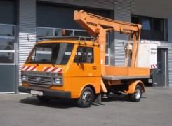 Услуги по аренде автовышкина базе VW LT в Бресте и Брестской области по низким ценам
